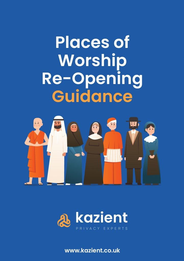 Places of Worship Guidance Document for NHS Test and Trace