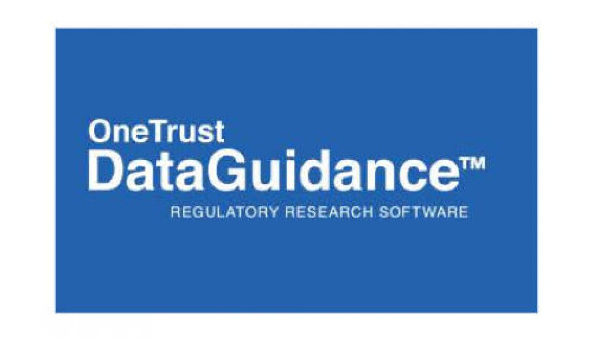 Data Guidance Logo